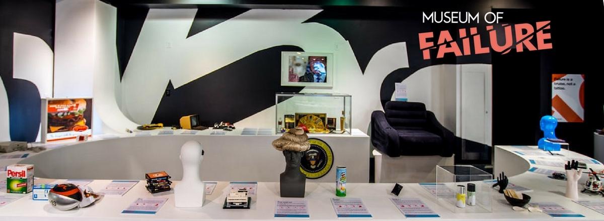 Sbagliando si impara: il museo delle innovazioni fallite